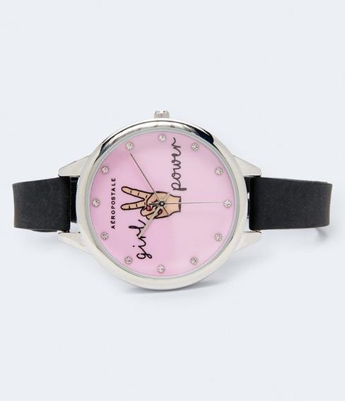 Relógio Aeropostale Rosa Feminino