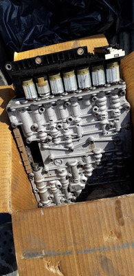 Vendo Repuestos Caja Automatica Ford Ranger 3.2