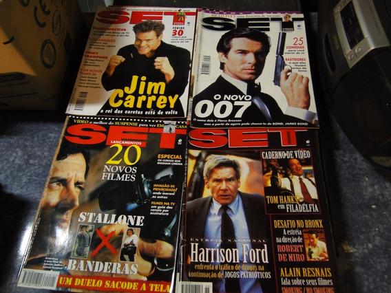 Revista Set - Ed. Peixes - Várias Edições