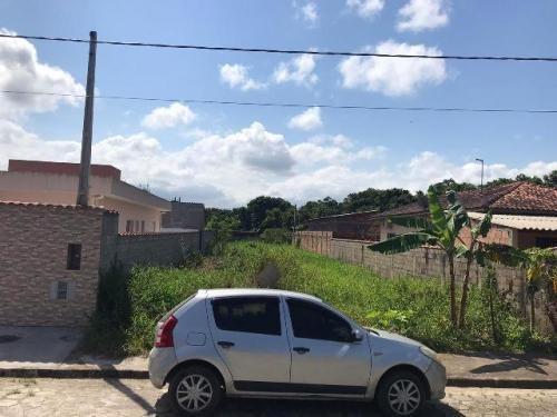 Terreno Em Rua Calçada No Sion , Itanhaém - 6636