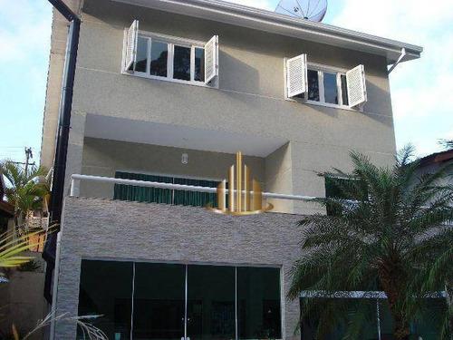 Casa Com 4 Suítes À Venda, 430 M² Por R$ 2.700.000 - Alphaville 03 - Santana De Parnaíba/sp - Ca0796