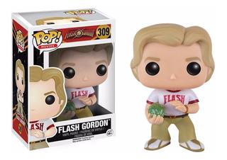 Funko Pop #309 - Flash Gordon - 100% Original Nuev