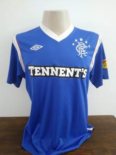 Camisa Rangers Escocia