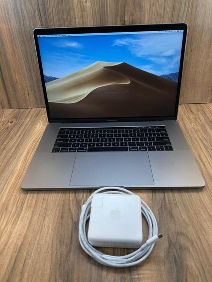 Apple Macbook Pro 2017 I7 Touch Bar 256 Gb Ssd 16 Gb Ram