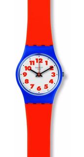Reloj Swatch Ls116, Gtía Oficial, Envío Sin Costo. Nuevo
