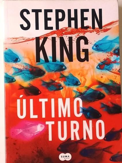Livro Ultimo Turno De Stephen King - Barato