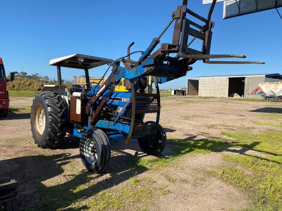 Trator Massey Ferguson 5610 Com Garfo