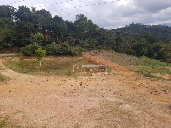 Área À Venda, 517000 M² Por R$ 10.000.000 - Pirituba - Arujá/sp - Ar0140