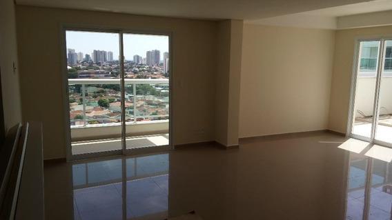 Cobertura Em Icaray, Araçatuba/sp De 169m² 3 Quartos À Venda Por R$ 765.000,00 - Co66884