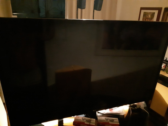 Tv 55 Led 3d Com 04 Óculos