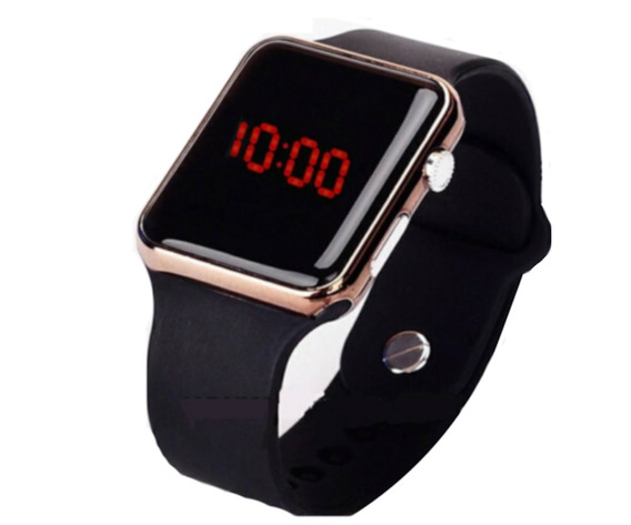 Reloj Led Watch Sport Unisex Varios Colores