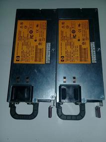 2 Fontes Hp Hewlett-packard 750w - Dps-750rb A - Hstns-pd18