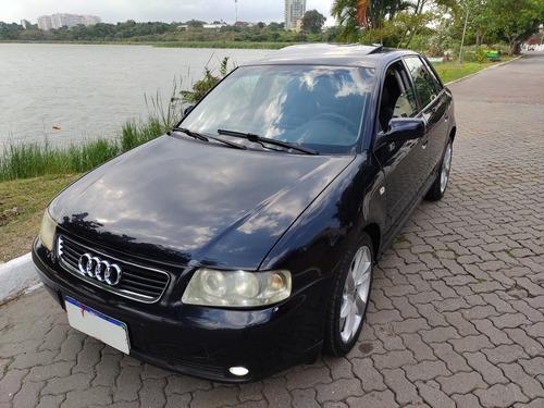 Imagem 1 de 15 de Audi A3 2003 1.8 Turbo 5p 180 Hp