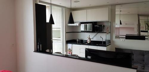 Studio Com 1 Dormitório Para Alugar, 36 M²  - Vila Augusta - Guarulhos/sp - St0004