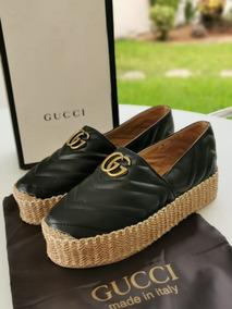 Sandalias Chanclas Waraches Gucci Alpargatas Envio Gratis