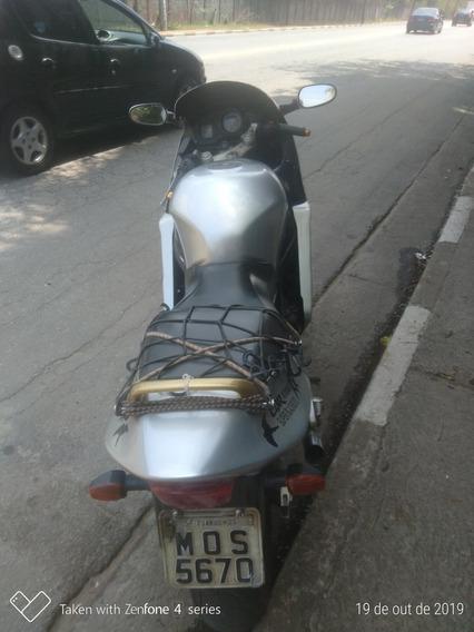 Honda Honda 1100 Blek