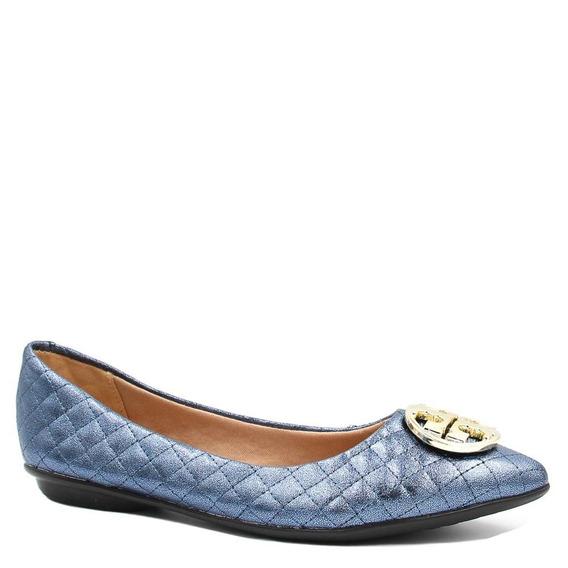 Sapatilha Zariff Shoes Matelasse Metal 800111644