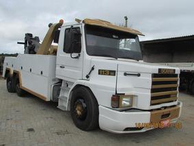 Scania 113 Guincho Lança 2 Redutor 120t E 80t
