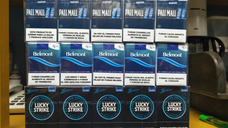 Cigarros Cigarrillos Belmont Consul Lucky Strike
