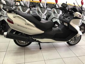 Suzuki Burgman 650 2015/2016 9.000 Km C/supórte Bau Givi