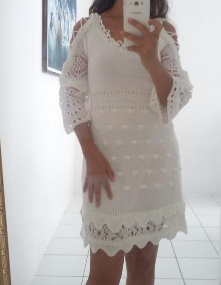 Vestido Branco Para Ensaio Fotográfico