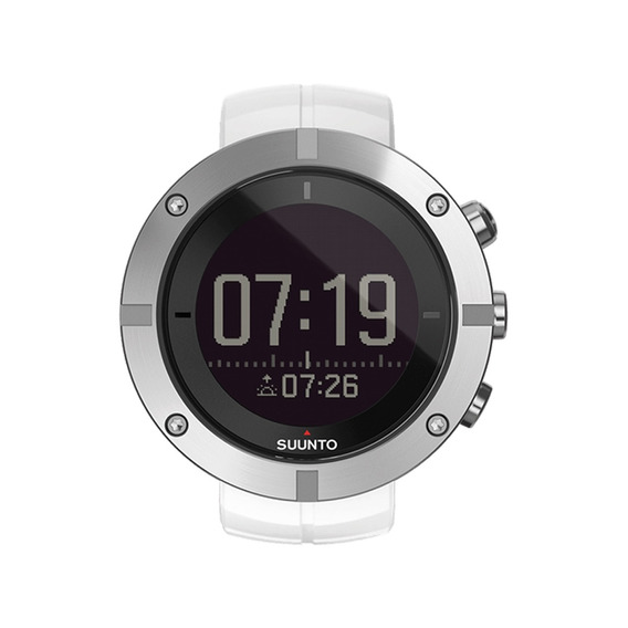 Relógio Suunto Kailash Silver Gps Ss021240000