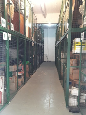Guardamuebles Borges Deposito Archivos Bauleras Zona Norte