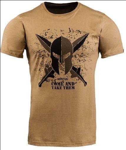 Camisa Invictus Concept 300