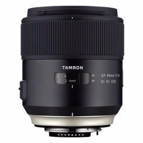 Lente Sp 45mm F/1.8 Montura Para Nikon. Modelo F013n