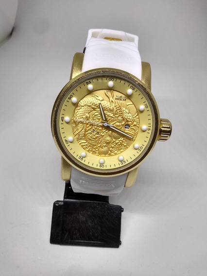 Relógio Yakuza S1 - A+ Gold Luxo