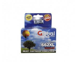 Cartucho Global Hp 662 Xl Color