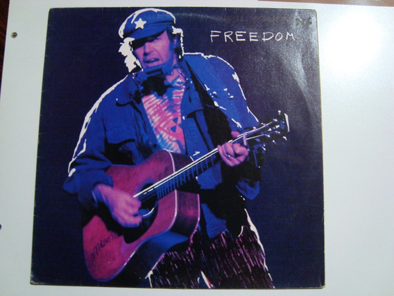 Neil Young - Freedom - Vg - R$90,00