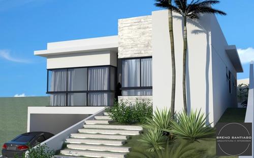 Imagem 1 de 5 de Casa Para Venda Em Santana De Parnaíba, Tamboré, 3 Dormitórios, 3 Suítes, 3 Banheiros, 2 Vagas - Ca-0007_1-1790810