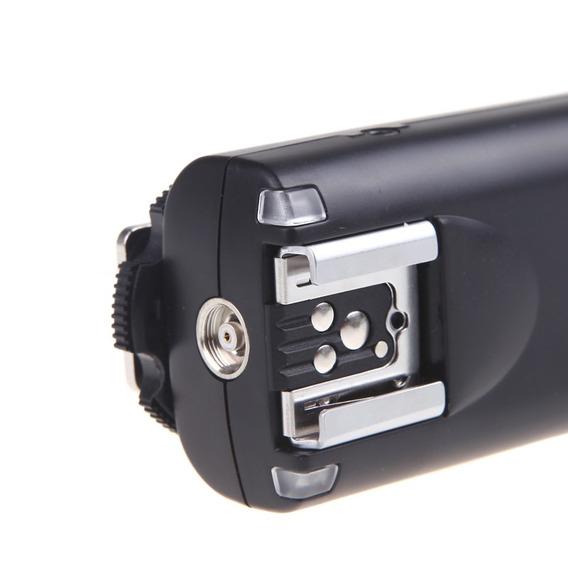 Yongnuo Rf - 603c Ii C1 De Disparador De Flash Remoto Sem