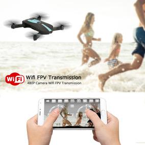 Jdtoys Jd-18 0.3mp Camera Wifi Fpv Foldable Selfie Pocket