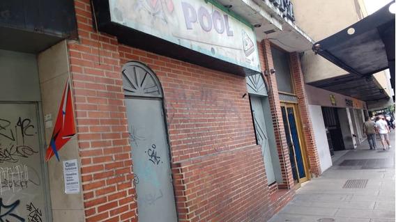 Traspaso Local Chacao Pie De Calle - Rc 04149452112