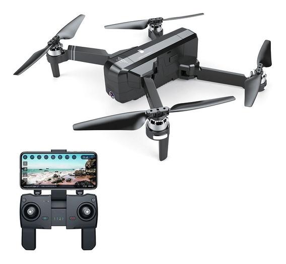 Drone Sjrc F11 Camera Wifi Fpv Gps Motor Brushless 25min Voo
