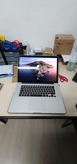 Macbook Pro 15 Retina 2015 I7 16gb Ssd512 Radeon R9 M370x