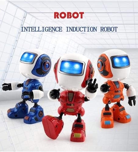 Robot Musical Luminoso