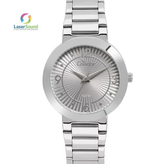 Relógio Condor Feminino Co2035kvr/3c, C/ Garantia E Nf