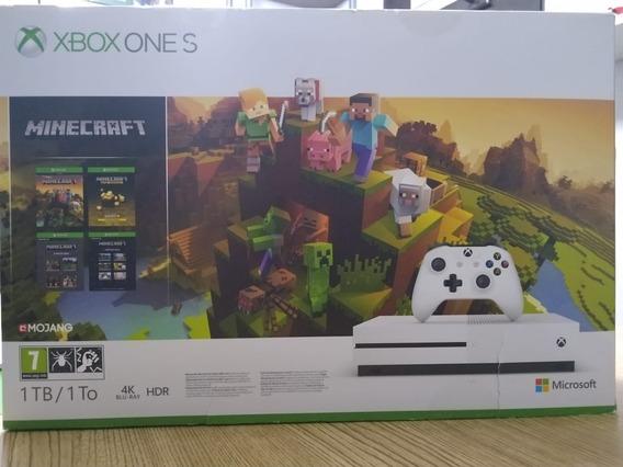 Xbox One 1tb Barato Microsoft