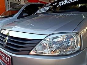 Renault Logan 1.6 Expression 2013 - Nicolas Multimarcas