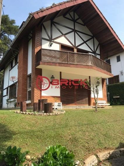 Casa Com 4 Quartos No Alto, Teresópolis/rj Para Venda Ou Locação. - Ca00677 - 32941322