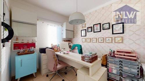Apartamento Com 3 Dormitórios À Venda, 110 M² Por R$ 950.000,00 - Saúde - São Paulo/sp - Ap3458