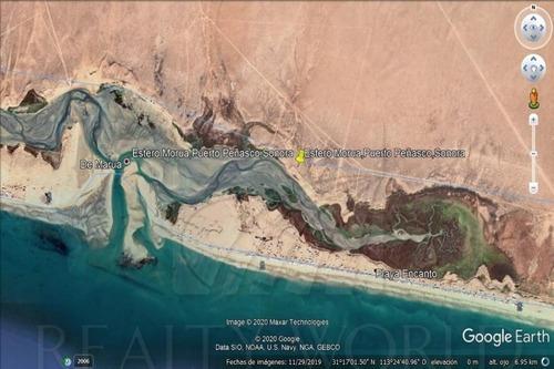 Terrenos En Venta En Estero De Morúa, Puerto Peñasco