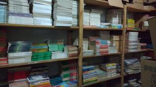 Lote 500 Livros Sebos,livrarias ,bibliotecas