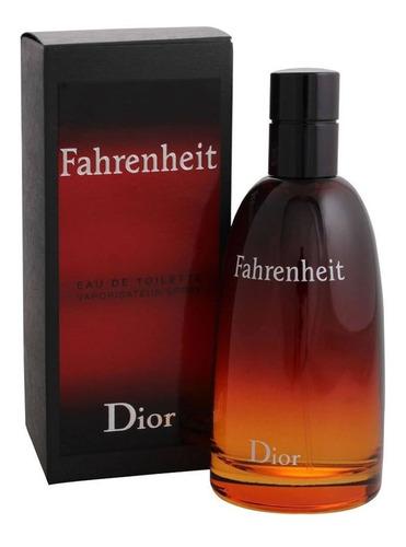 Perfume Fahrenheit 100ml Original