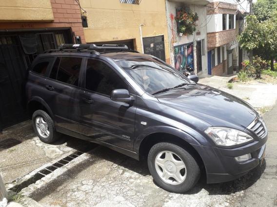 Ssangyong Kyron G23, Mod 2012, Motor 2300, 7puestos, Full