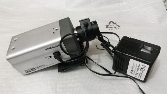 Câmera Profissional Digital Color Samsung Scc-b2391