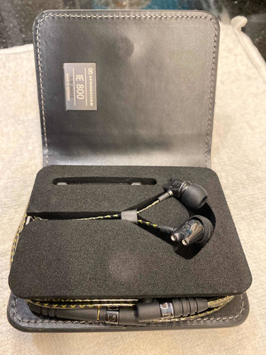 Audifonos In Ear Alambricos Sennheiser Ie-800